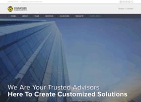 signatureassociates.com