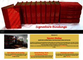 signaturebindings.co.uk