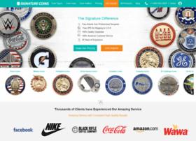 signaturecoins.com