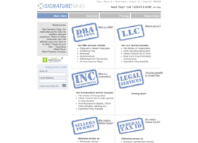signaturefiling.com