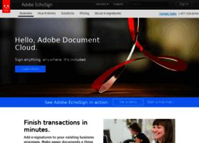 signatureflow.echosign.com