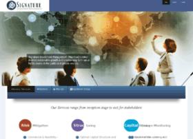 signatureinvest.net