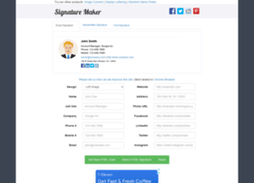 signaturemaker.net