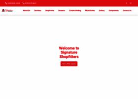 signatureshopfitters.co.uk