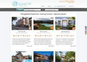 signaturespaces.com.au