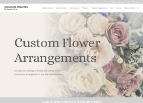 signaturetributeflowers.ca