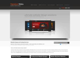 signaturewebs.com.au