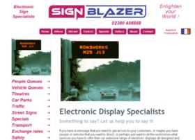 signblazer.com