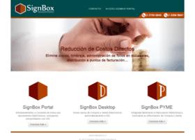 signbox.cl