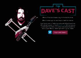 signdavescast.com