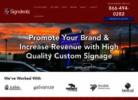 signdealz.com
