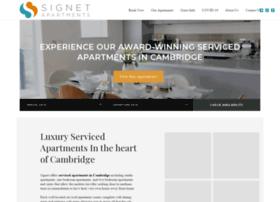 signetapartments.co.uk