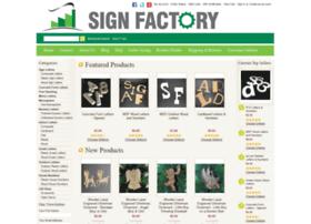 signfactory.com