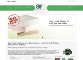 signfoam.com