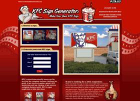 signgenerator.kfccruelty.com