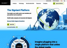 signiant.com