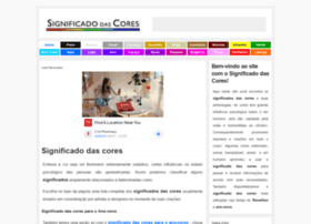 significadodascores.com.br