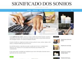 significadodossonhos.net.br