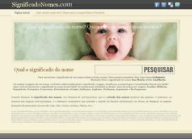 significadonomes.com