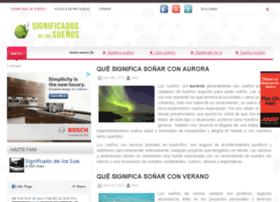 significadosdesuenos.org