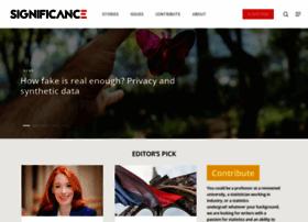 significancemagazine.org