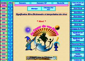 signification-reve.com