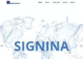 signinacapital.com