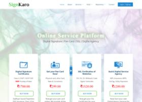 signkaro.com