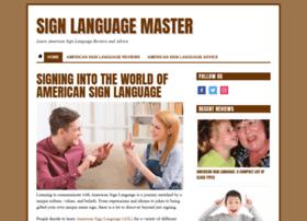signlanguagemaster.com