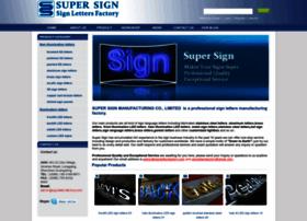 signlettersfactory.com