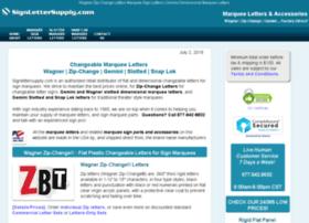 signlettersupply.com