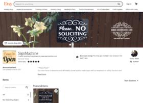signmachine-com.3dcartstores.com