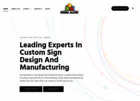 signsalive.com