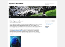 signsofdepressionz.wordpress.com