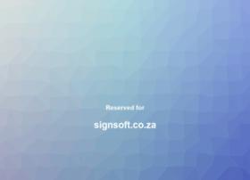 signsoft.co.za