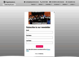 signsolutions.uk.com