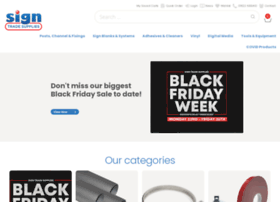 signtradesupplies.co.uk