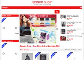signumshop.com