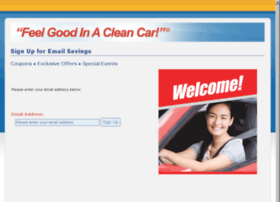 signup.cleancarfeeling.com