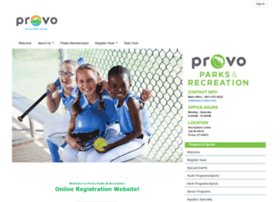 signup.provo.org