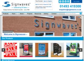 signwavesgroup.com