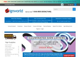 signworldamerica.com