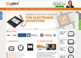 sigplex.co.uk