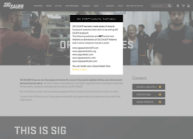 sigsauerjobs.com