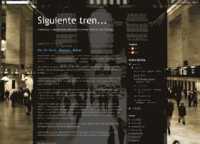siguientetren.blogspot.com