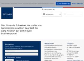 sigvariswebshop.com