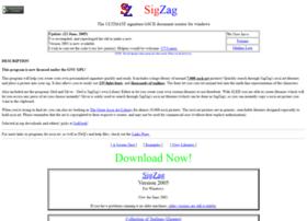 sigzag.sourceforge.net