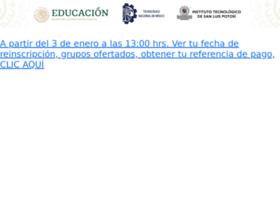 siidsar.itslp.edu.mx