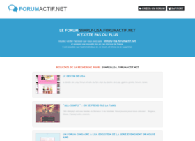 siimply-lisa.forumactif.net