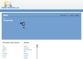 siirt.hava-durumu.com